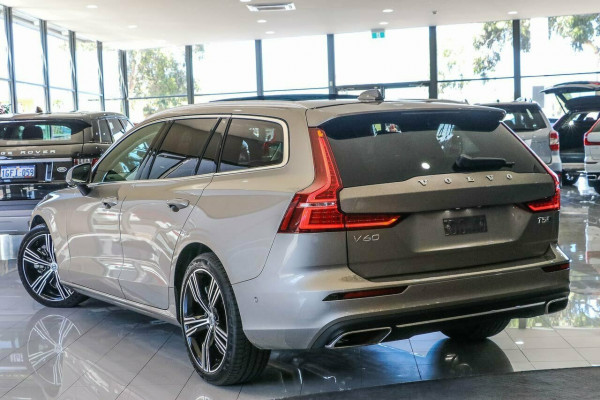 2019 MY20 Volvo V60 Z Series MY20 T5 Geartronic AWD Inscription Wagon Image 2