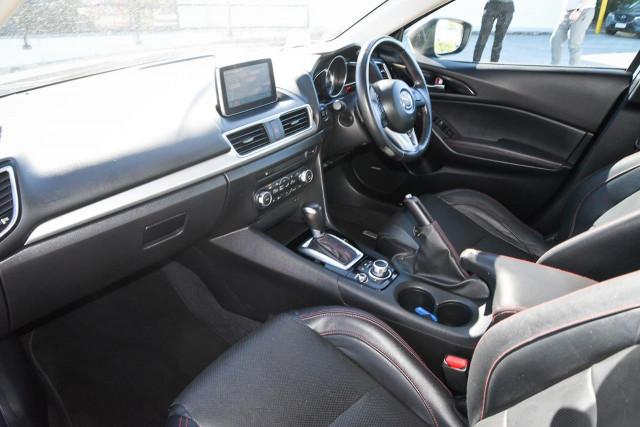 2015 Mazda 3 BM Series SP25 GT Sedan Image 8