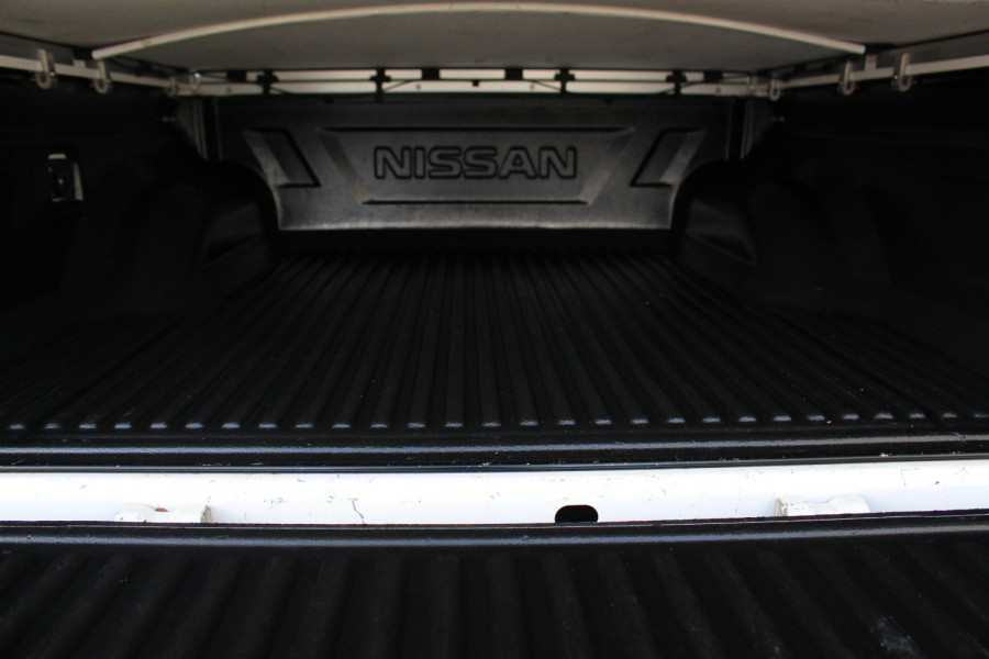 2017 Nissan Navara D23 S2 RX Utility Image 10