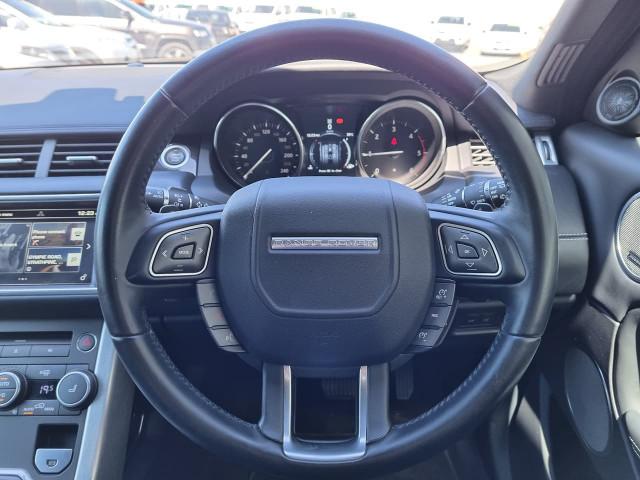 2016 Land Rover Range Rover Evoque L538 MY16.5 TD4 180 Autobiography Suv Image 25
