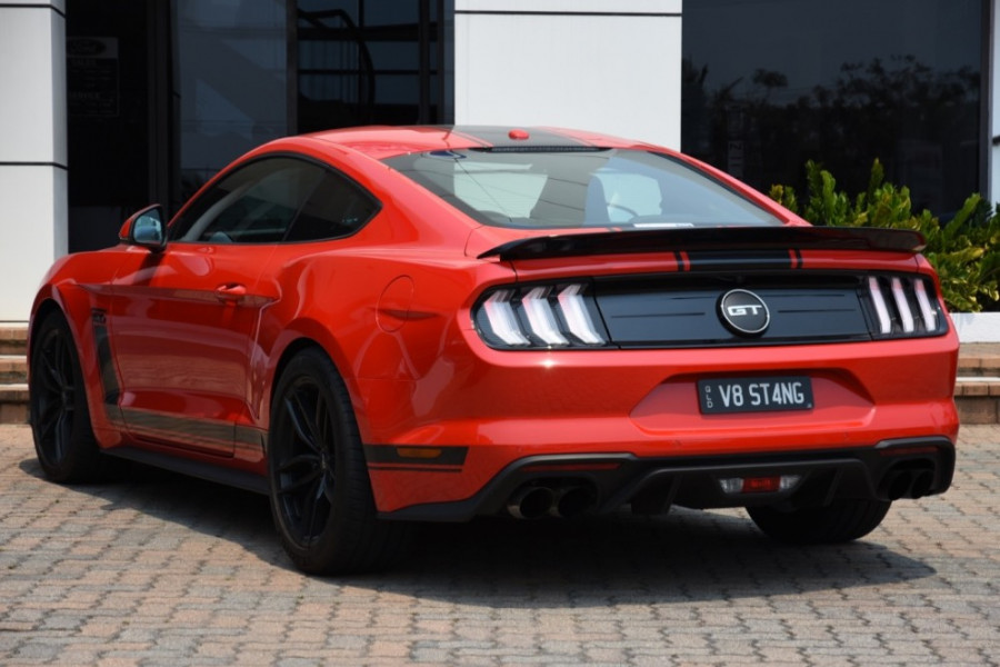 2018 Ford Mustang FN GT Fastback Coupe