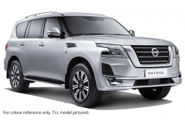 Nissan Patrol Ti Y62 Series 5