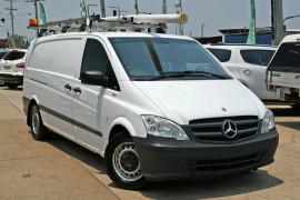 Mercedes-Benz Vito 116CDI LWB 639 MY11