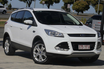 Ford Kuga Trend PwrShift AWD TF MY16.5