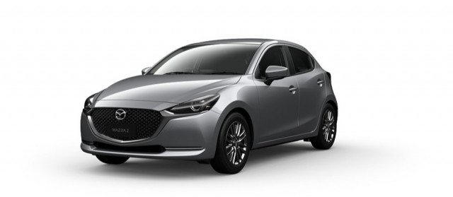 2020 Mazda 2 DJ Series G15 Evolve Hatchback Mobile Image 2