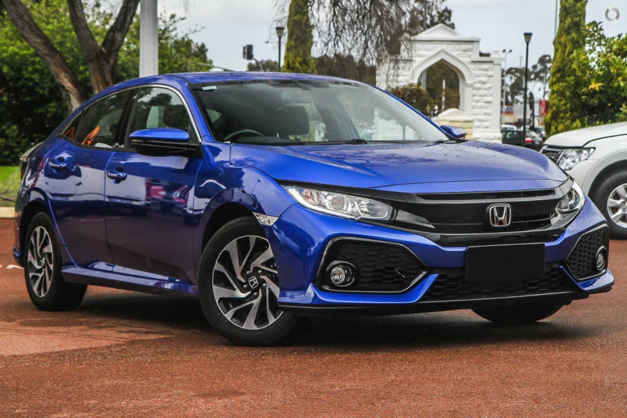 2018 Honda Civic Hatch 10th Gen VTi-S Hatchback
