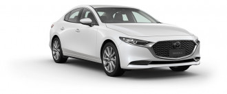2021 MY20 Mazda 3 BP G25 GT Sedan Sedan image 6