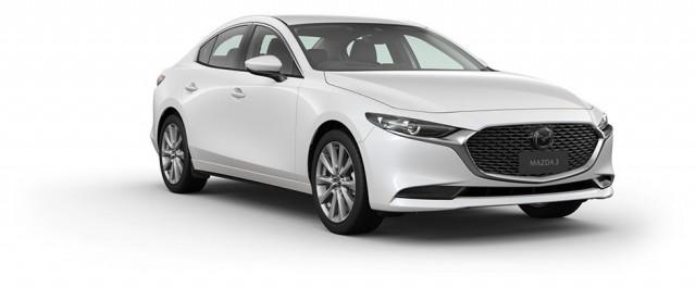 2021 MY20 Mazda 3 BP G25 GT Sedan Sedan Mobile Image 6