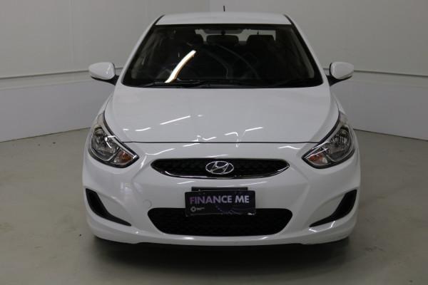 2018 MY19 Hyundai Accent RB6 MY19 SPORT Sedan Image 2
