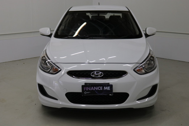 2018 MY19 Hyundai Accent RB6 MY19 SPORT Sedan