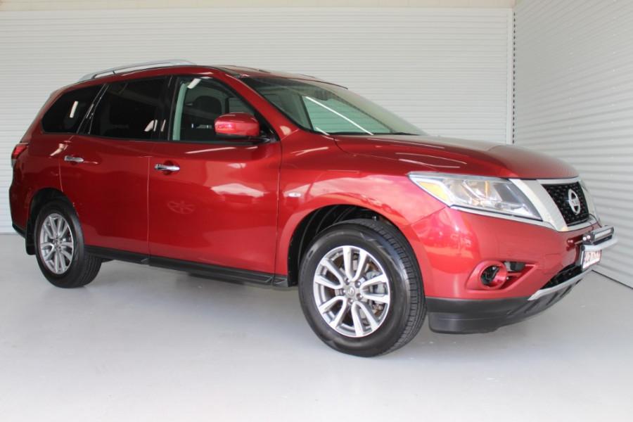 2014 Nissan Pathfinder R52 MY14 ST Suv