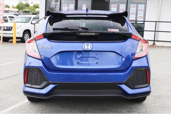 2018 Honda Civic 10th Gen MY18 VTi-S Hatchback Image 3