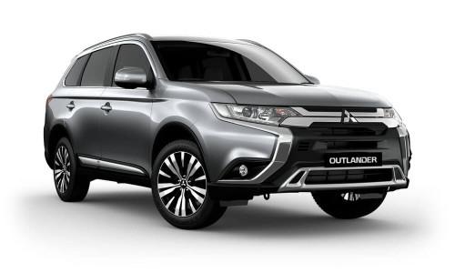 2020 MY19 Mitsubishi Outlander ZL LS Suv