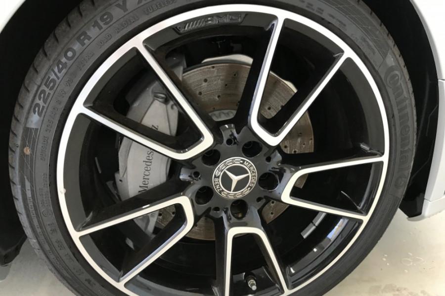 2019 Mercedes-Benz C-class W205 809MY C300 Sedan Image 8