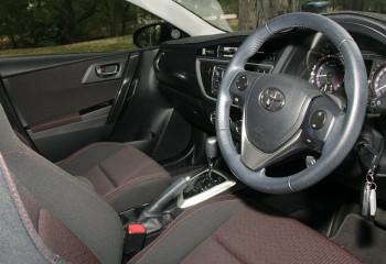 2014 Toyota Corolla ZRE182R Levin S-CVT SX Hatchback
