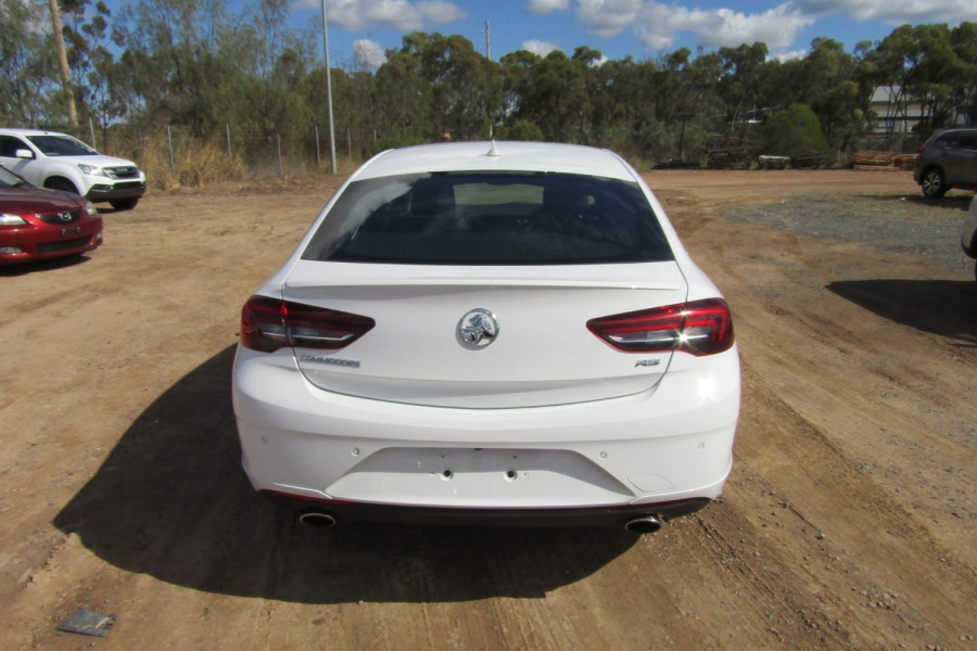 2018 Holden Commodore ZB MY18 RS