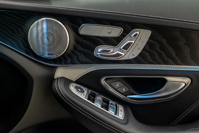 2016 MY07 Mercedes-Benz C-class W205  C63 AMG S Sedan Image 37