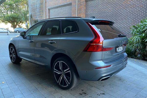 Volvo XC60 T6 R-Design UZ