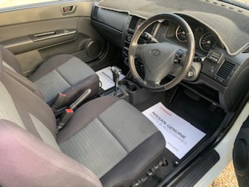 2006 Hyundai Getz 3 DOOR Hatchback