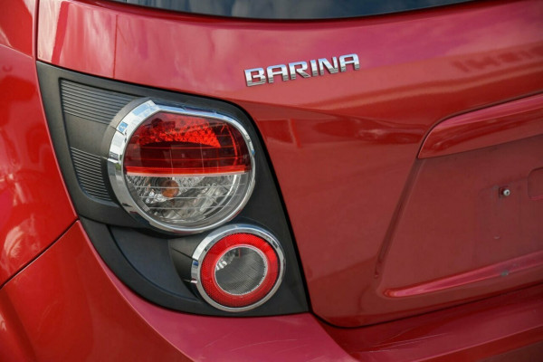 2012 Holden Barina TM Hatchback Image 5