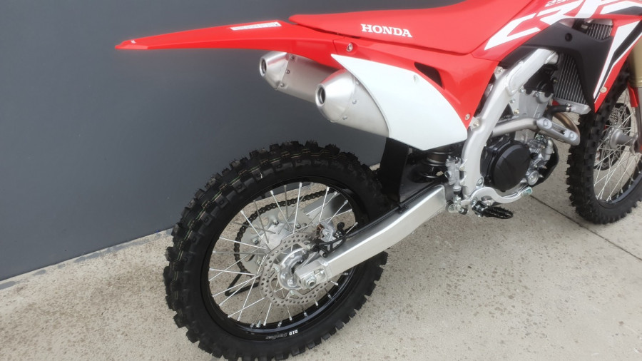2020 Honda CRF250R TEMP 2020 CRF250R Motorcycle Image 5