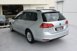 2014 MY15 Volkswagen Golf 7 90TSI Wagon