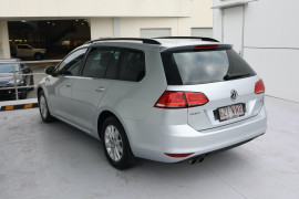 2014 MY15 Volkswagen Golf 7 90TSI Wagon