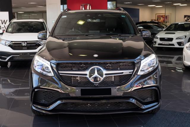 2016 Mercedes-Benz Gle-class W166 GLE63 AMG S Wagon Image 4