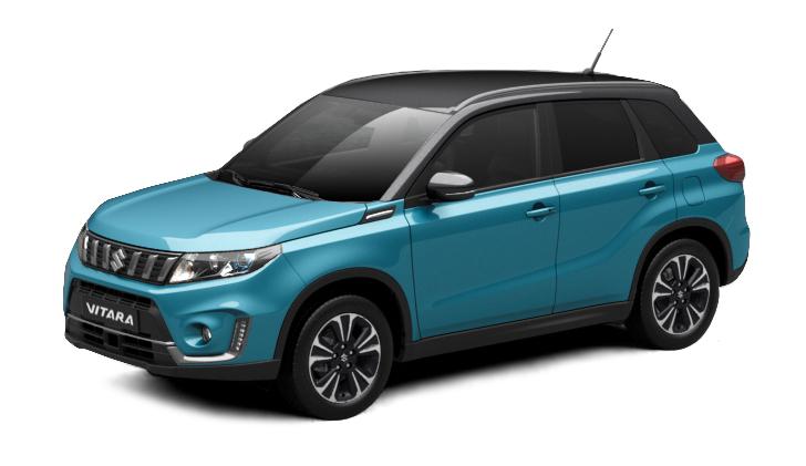 2019 Suzuki Vitara LY Series II GLX Suv