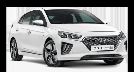 IONIQ Hybrid IONIQ Hybrid.<br>Power and efficiency combined.