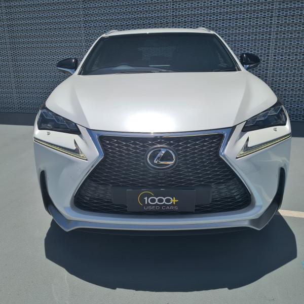 2015 Lexus Nx AGZ15R NX200t Suv