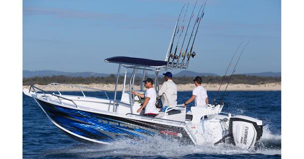 679 Sea Ranger Specifications