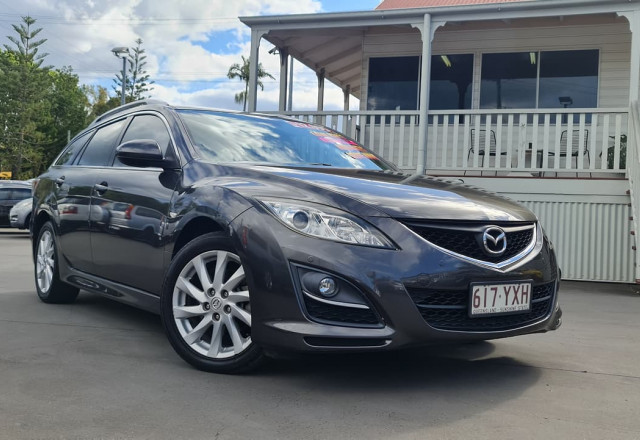 2010 Mazda 6 GH Series 2 MY10 Touring Wagon