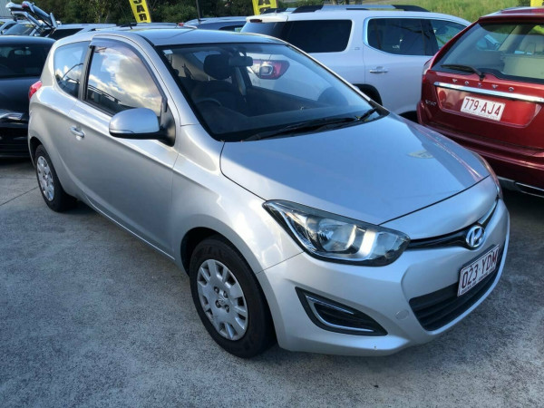 2012 MY12.5 Hyundai i20 PB MY12.5 Active Hatchback