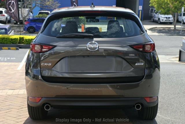2020 Mazda CX-5 KF4WLA Maxx SKYACTIV-Drive i-ACTIV AWD Sport Suv Image 5