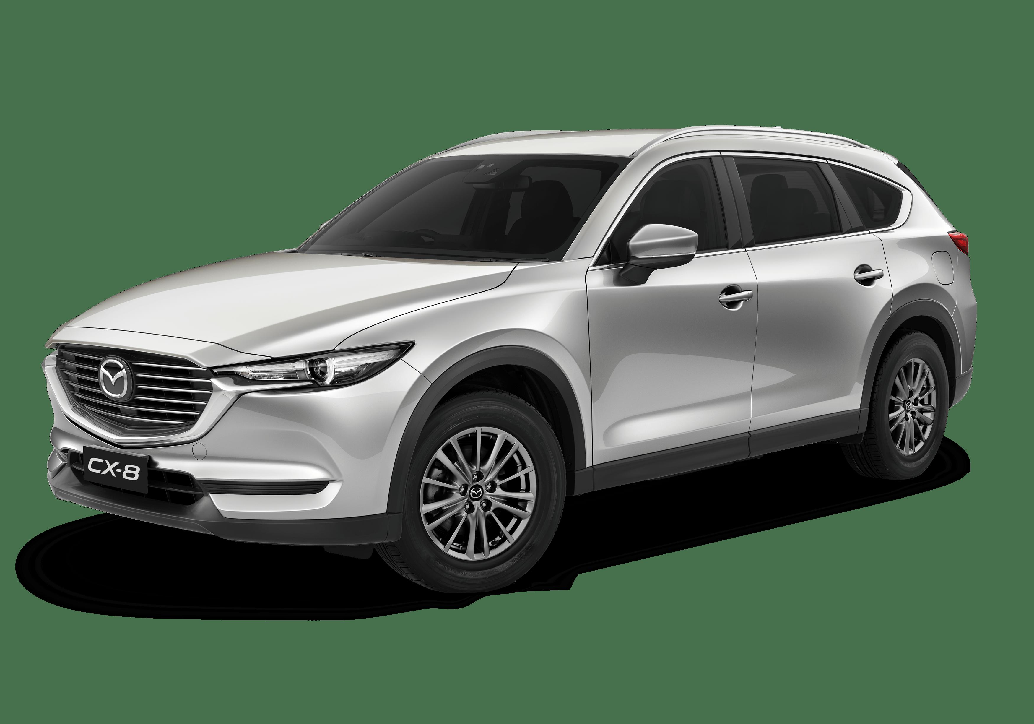 2019 Mazda CX-8 Sport Auto Demo.