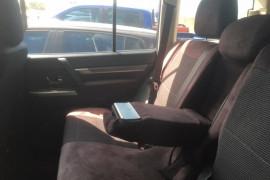 2013 MY14 Mitsubishi Pajero NW MY14 GLX Suv