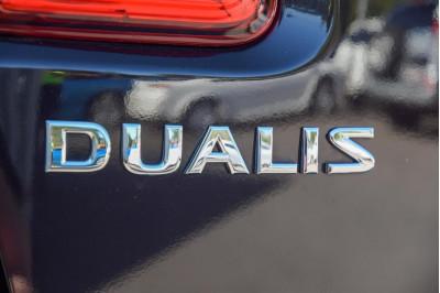 2010 Nissan DUALIS J10 MY09 ST Hatchback Image 5