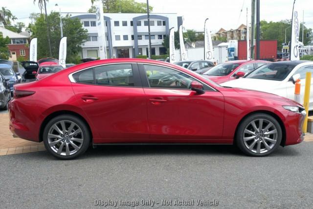 2020 MY19 Mazda 3 BP G20 Evolve Sedan Sedan Image 2