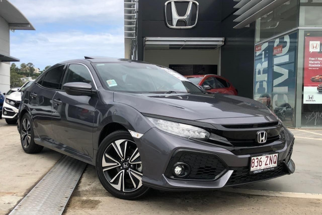 2019 Honda Civic Hatch 10th Gen VTi-L Sedan