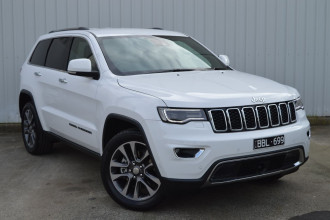 Jeep Grand Cherokee Limited WK MY18
