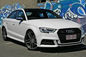 Audi S3 Quattro 8V MY18