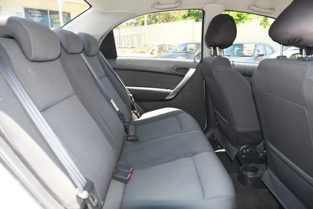 2007 Holden Barina TK MY07 Sedan Image 13
