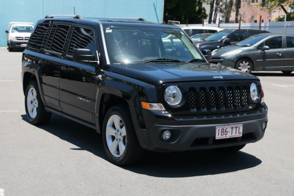 2013 MY14 Jeep Patriot MK MY14 Limited Wagon