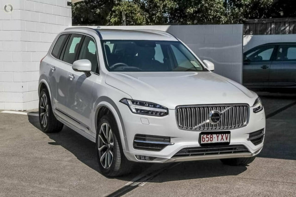 2019 Volvo XC90 L Series D5 Inscription Wagon Image 2