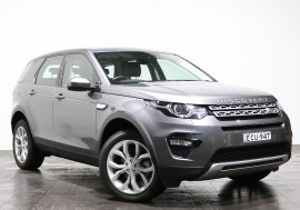 Land Rover Discovery Sport Sport Td4 (110kw) Hse 5 Seat Land Rover Discovery Sport Td4 (110kw) Hse 5 Seat Auto