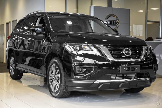 2019 Nissan Pathfinder R52 Series III MY19 ST+ Suv