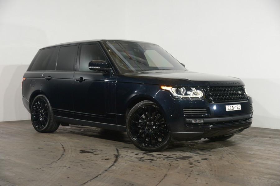 2017 Land Rover Range Rover Autobiography Sdv8