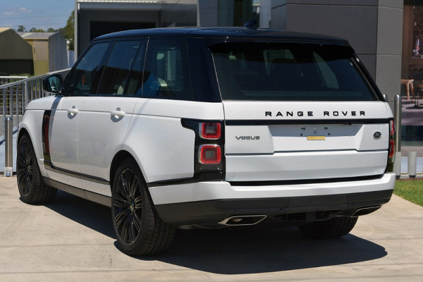 2018 MY19 Land Rover Range Rover L405 Vogue Suv Image 4