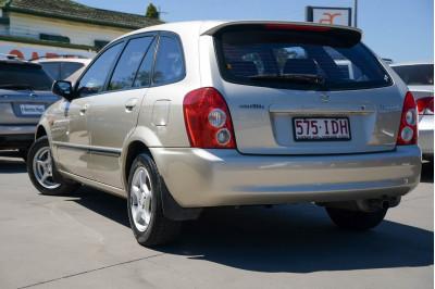 2003 Mazda 323 BJ II-J48 Astina Hatchback Image 4
